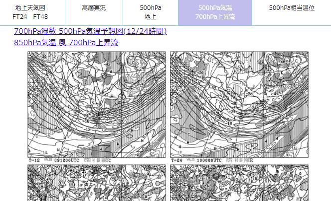 過去の天気図表示(kaku作)
