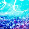 東京タワー光合成