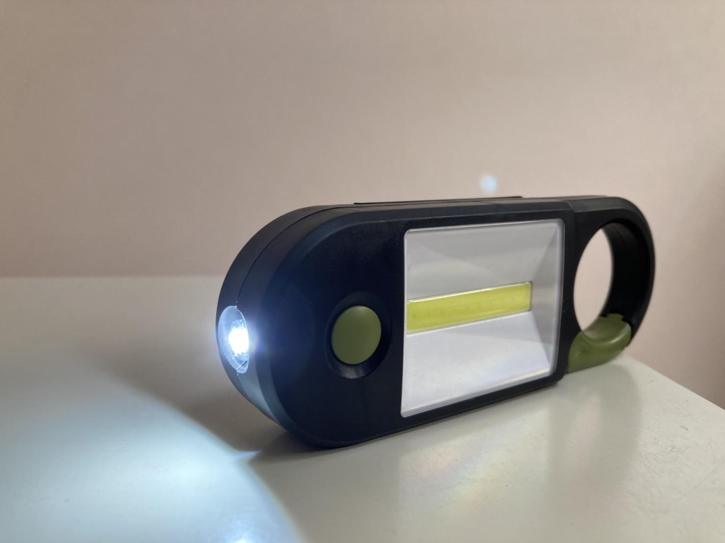 懐中電灯(LED)狭範囲モード